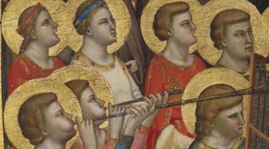 Giotto: un incontro inaspettato