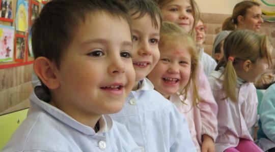Un sabato alla Scuola dell'Infanzia Antonio Rodari