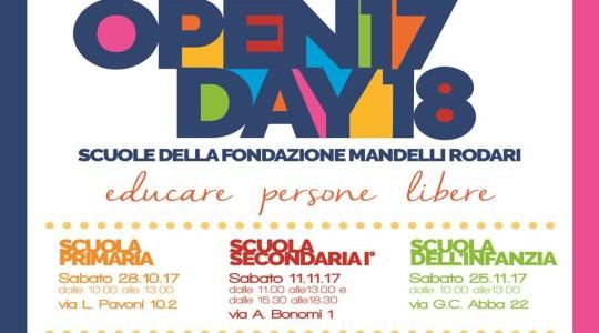 Fondazione A. Mandelli e A. Rodari- Open Day
