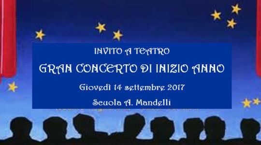Scuola Primaria - Gran concerto con Ugo