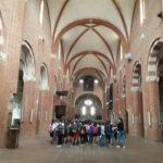 Visita all'Abbazia di Chiaravalle della Colomba Scuola Secondaria A. Mandelli
