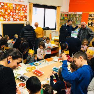 L'Open day della Scuola dell'Infanzia