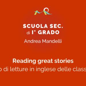Reading great stories: il percorso di letture in inglese delle classi seconde