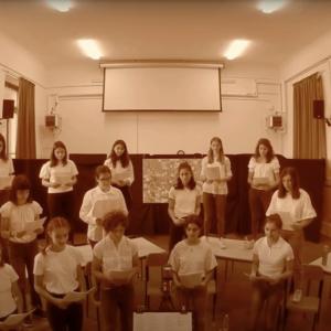 Un'esplosione di vita: il concerto corale del laboratorio musicale