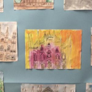 Arte alla Scuola Primaria: la mostra di fine anno